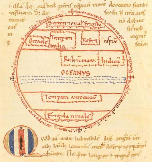 Macrobius Map