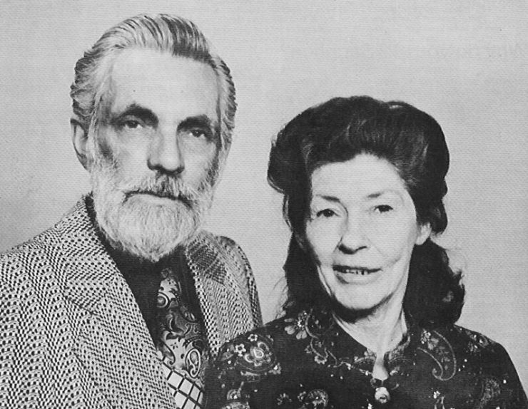 Charles and Marjory Johnson